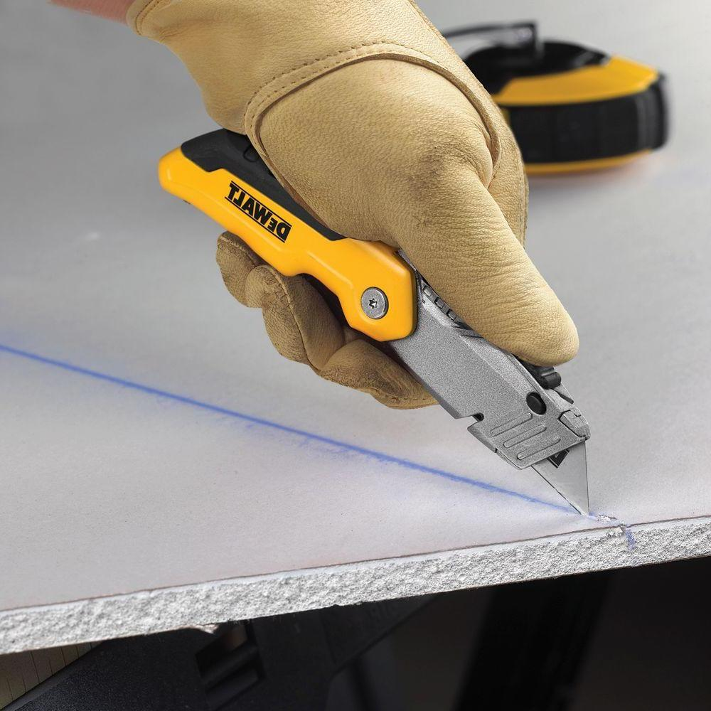 Folding Retractable Utility Knife
