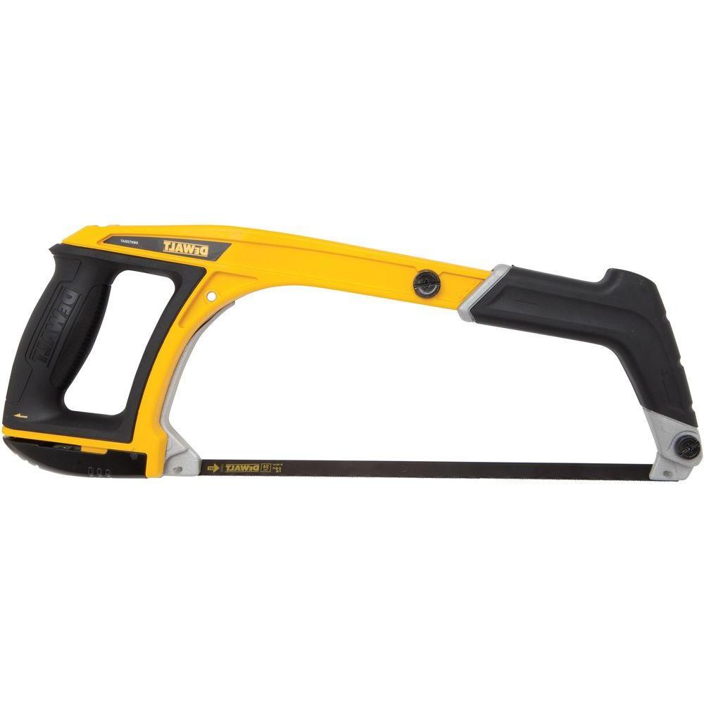 12 in. Tooth Saw with Plastic Handle