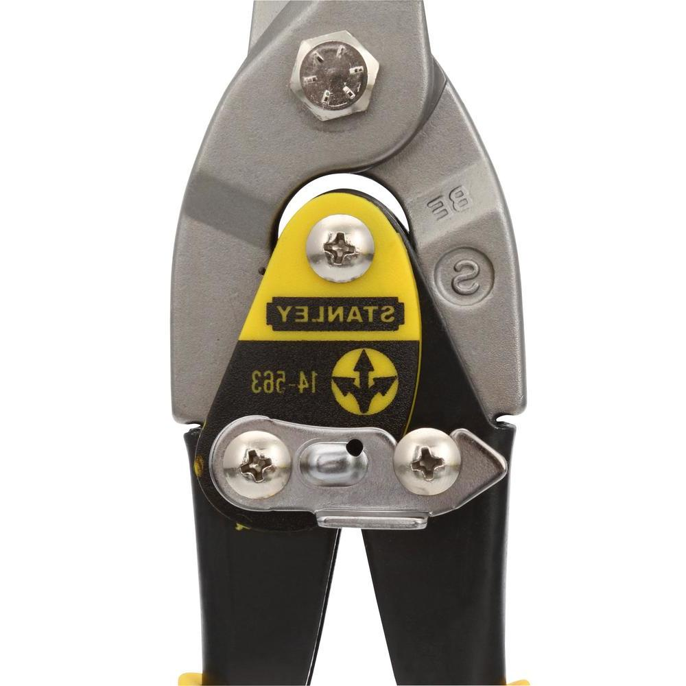 FatMax Straight Cut Compound Action Aviation Snips