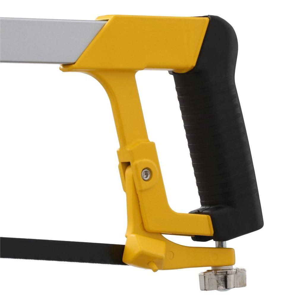 12 in. Hack Saw with Plastic Handle