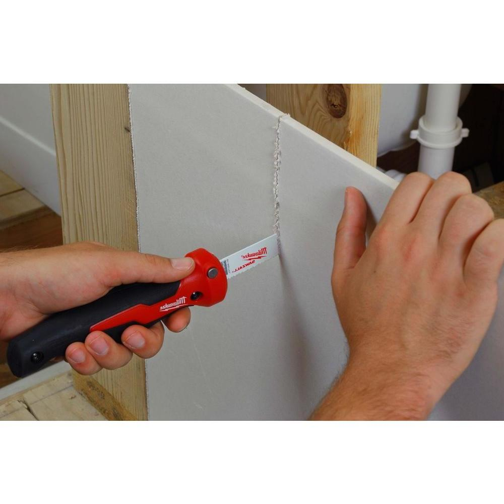 6 in. Jab Saw with Plastic Handle